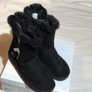 Airwalk Prim Cozy Fur Kids Boots